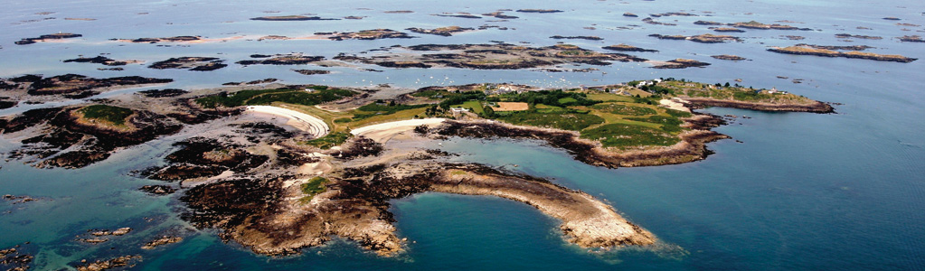Cap vers les Îles Chausey <br />et Anglo-Normandes